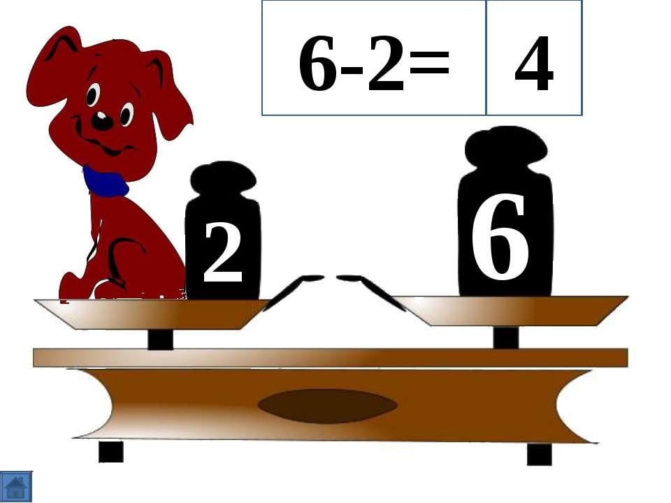 2 6 6-2= 4