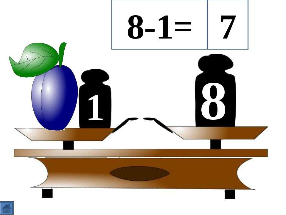1 8 8-1= 7