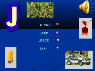 JUNGLE JEEP JAM JUICE