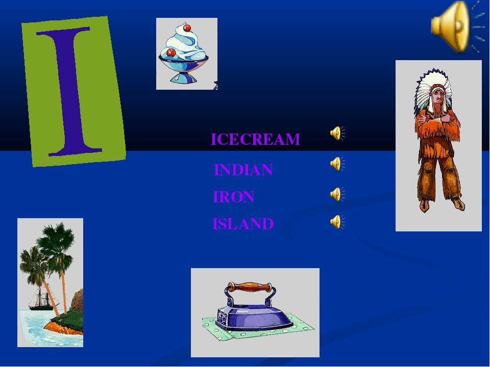 ICECREAM INDIAN IRON ISLAND