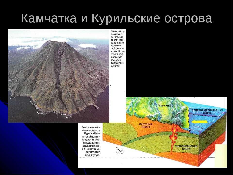 найдёте короткие вулканы камчатки и курил презентация более