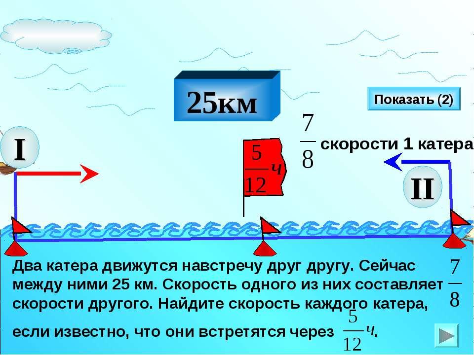 II Показать (2) 25км I
