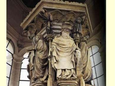 Скульптура в готике