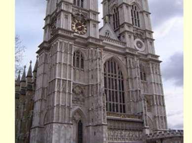 Строилась с перерывами с 1245 по 1745. Традиционное место коронации монархов ...