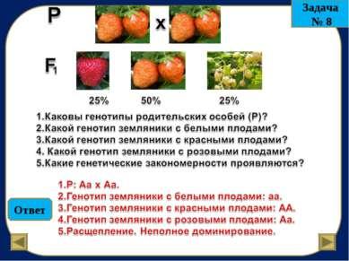 Ответ Задача № 8