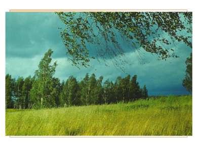 Сила русского глагола Сильный ветер внезапно загудел в вышине, деревья забуше...