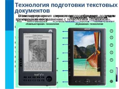 Технология подготовки текстовых документов На протяжении тысячелетий люди зап...