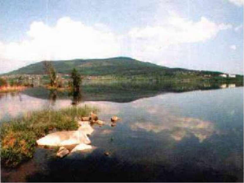 Ильменское озеро
