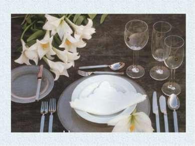 УКРАШЕНИЕ СТОЛА САЛФЕТКАМИ Самый простой и элегантный способ украсить стол с ...
