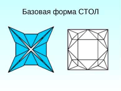 Базовая форма СТОЛ