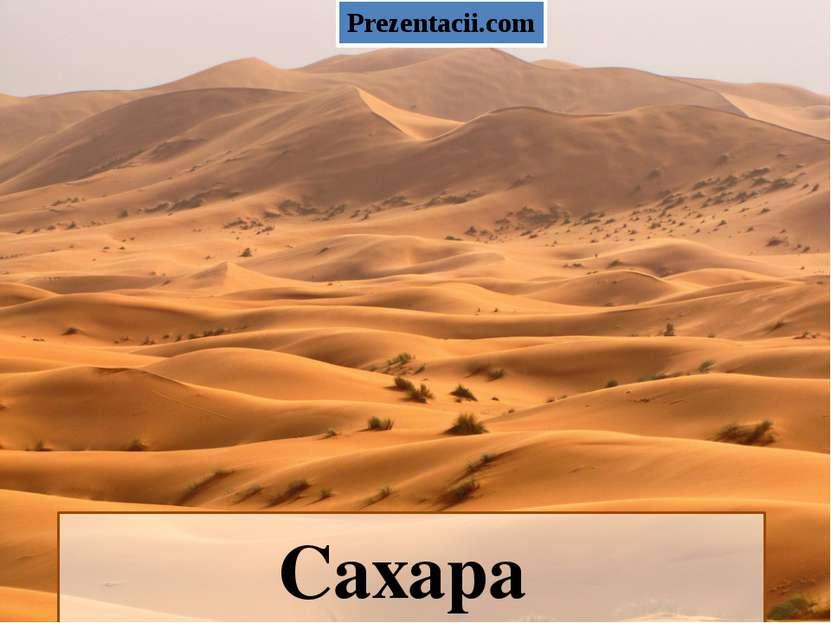 Сахара Prezentacii.com
