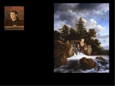 Рейсдал Якоб Голландия 17 век Водопад в лесу