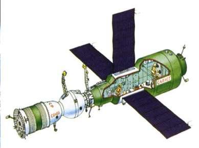 Космический быт Космическое снаряжение Космический скафандр – это герметичный...