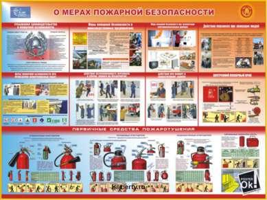 Обучение мер пожарной безопасности lsliberty.ru
