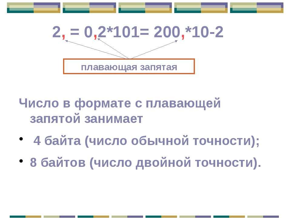 n - 1 разряд 0 разряд Ячейка – это часть памяти компьютера, вмещающая в себя ...