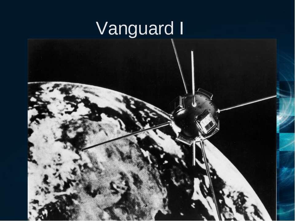 Vanguard I