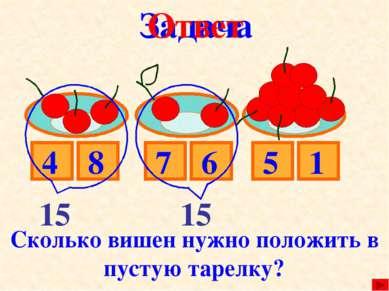 Как тремя прямыми отделить кроликов от моркови? Задача ? Ответ