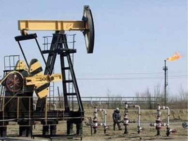 Бензин для машин был раньше нефтью, которую люди добывали из-под земли, из не...