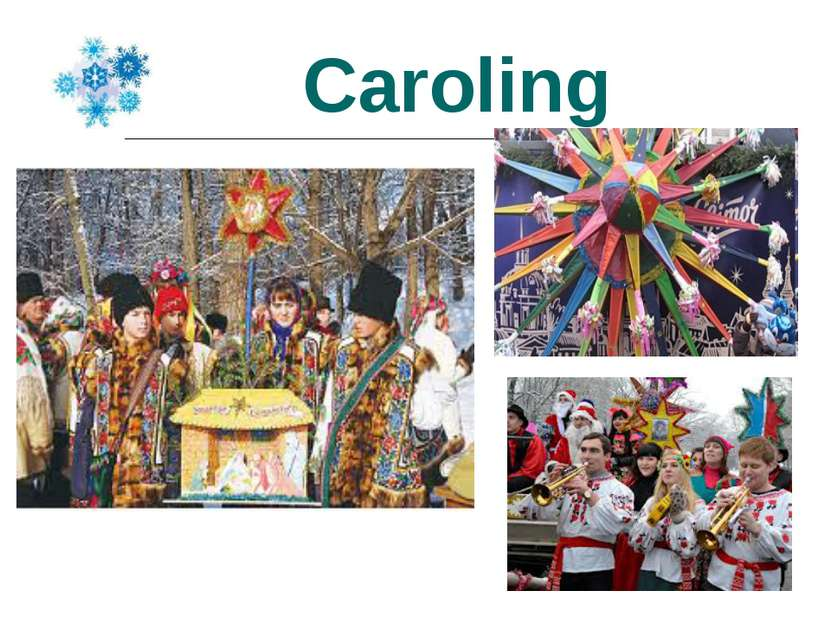 Caroling