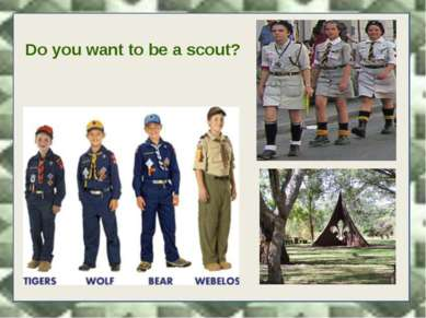 Scout Motto Be Prepared Scout Slogan Do a good turn daily Outdoor Code I will...