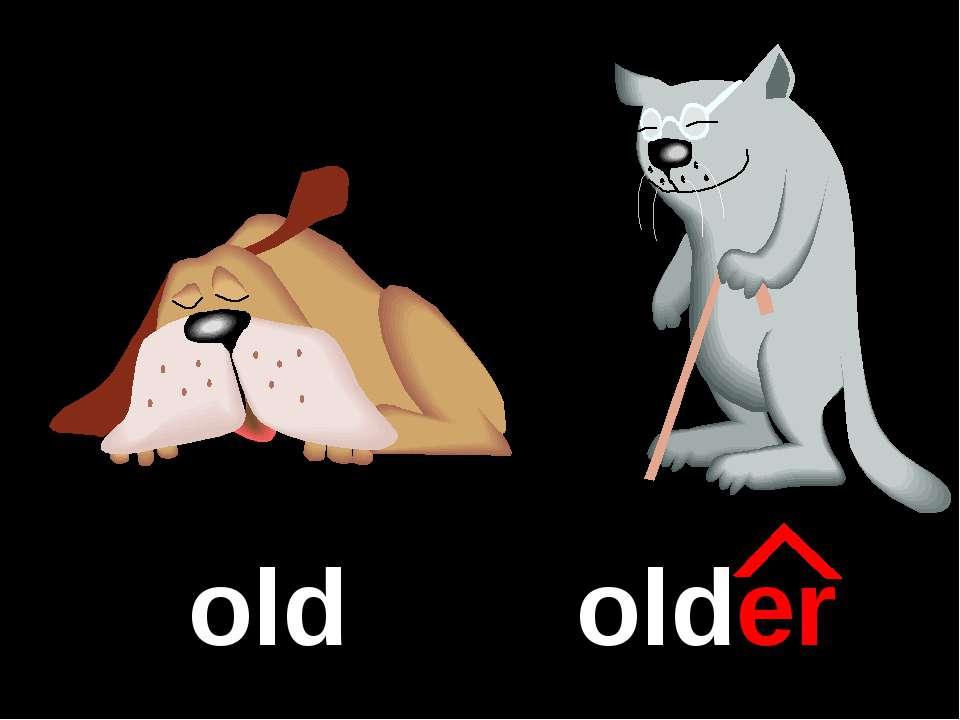 old older