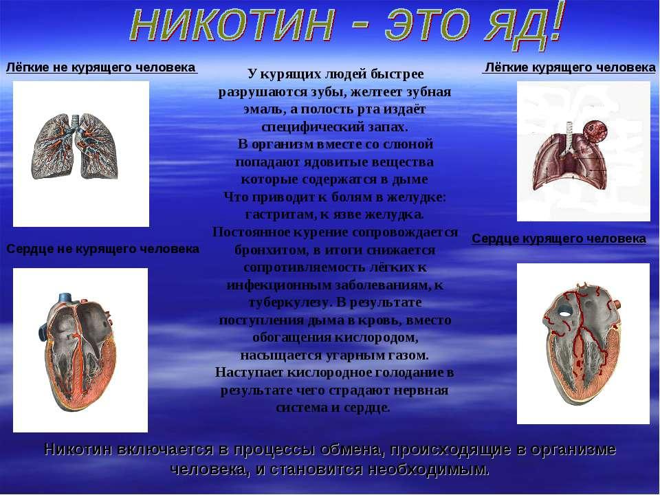 У курящих людей быстрее разрушаются зубы, желтеет зубная эмаль, а полость рта...