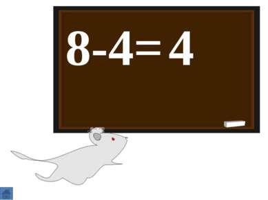 4+4= 8