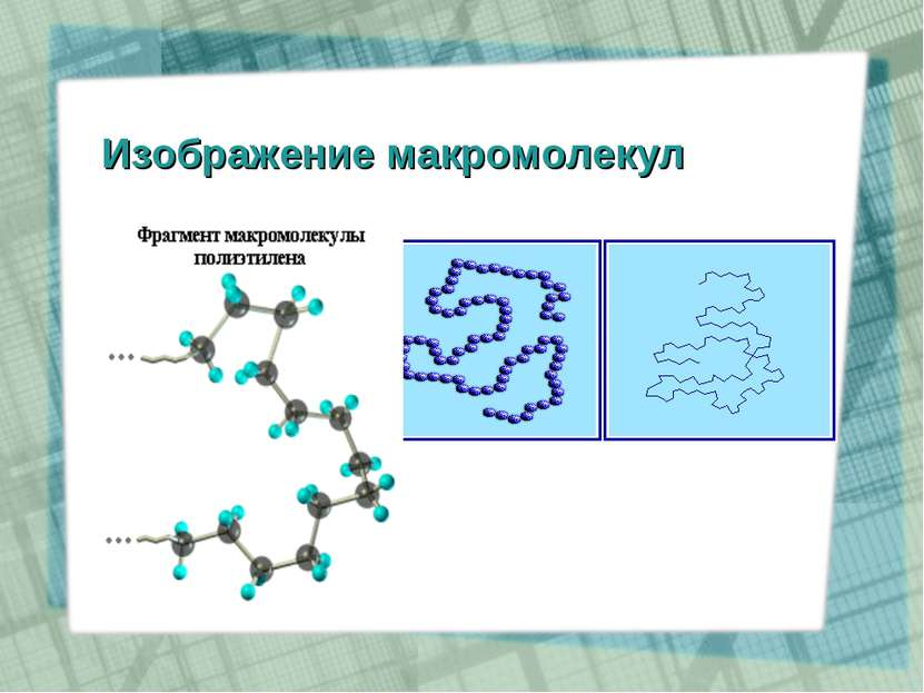 Изображение макромолекул