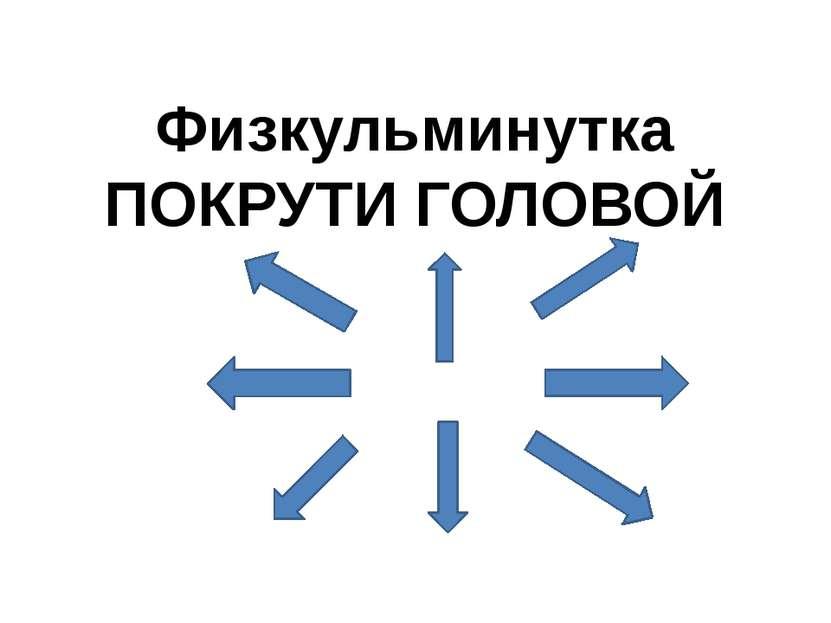 "Физкульминутка ПОКРУТИ ГОЛОВОЙ http://www.deti-66.ru/конкурс ""Мастер презента..."