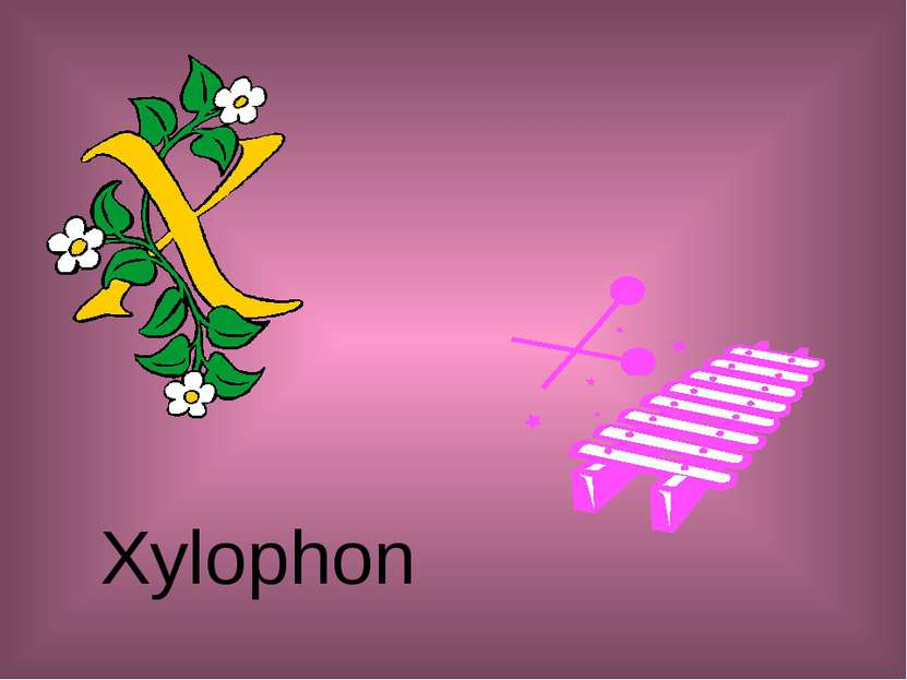 Xylophon