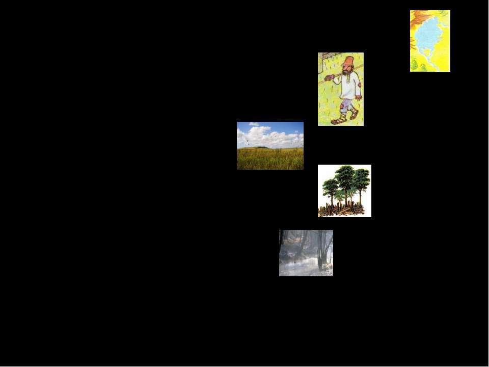 """Поляне – жители полей Древляне – жили среди """"дерев"""" Дреговичи – Ильменские сл..."""