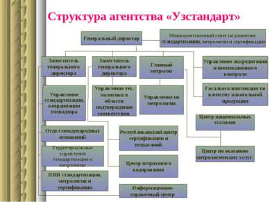 Генеральный директор Заместитель генерального директора Главный метролог Упра...