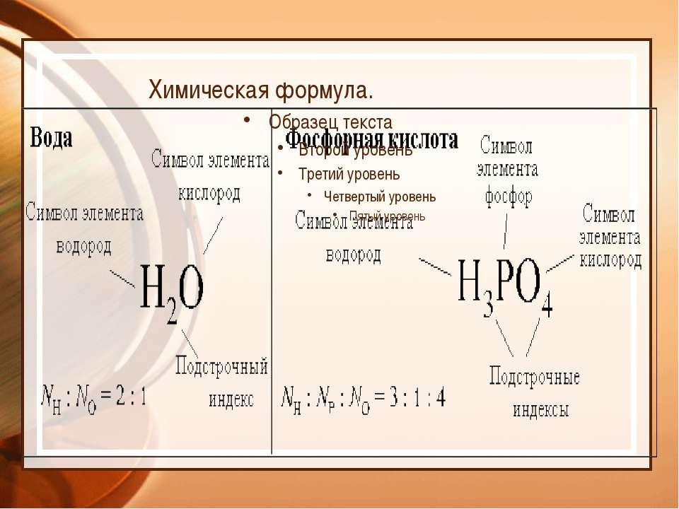 Закон постоянства состава вещества или закон Пруста. каждое химически чистое ...
