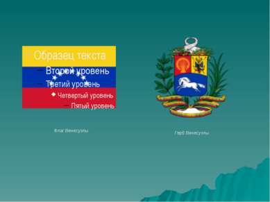 Флаг Венесуэлы Герб Венесуэлы