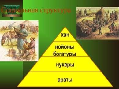 Социальная структура