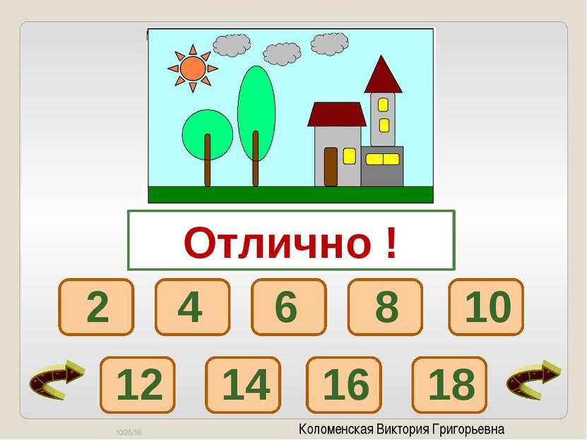 Коломенская Виктория Григорьевна 2 х 3 9 х 3 3 х 7 3 х 5 1 х 3 3 х 3 3 х 4 6 ...