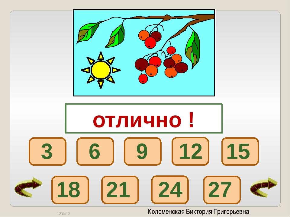 Коломенская Виктория Григорьевна 9 х 2 9 х 9 7 х 9 9 х 5 9 х 1 3 х 9 9 х 4 6 ...