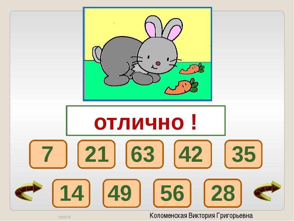 Коломенская Виктория Григорьевна 2 х 5 9 х 5 5 х 7 5 х 5 5 х 1 3 х 5 5 х 4 6 ...