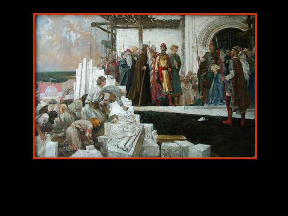 По повелению Богоматери, он заложил на избранном Ею Самой месте церковь в чес...