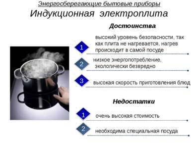 Энергосберегающие бытовые приборы Лампа накаливания не содержит вредных вещес...