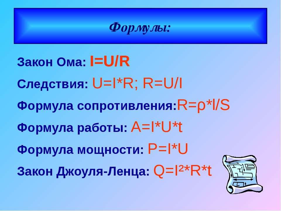 Электронное сопровождение урока по теме: «Закон Ома» (16.III.1787–7.VII.1854)...