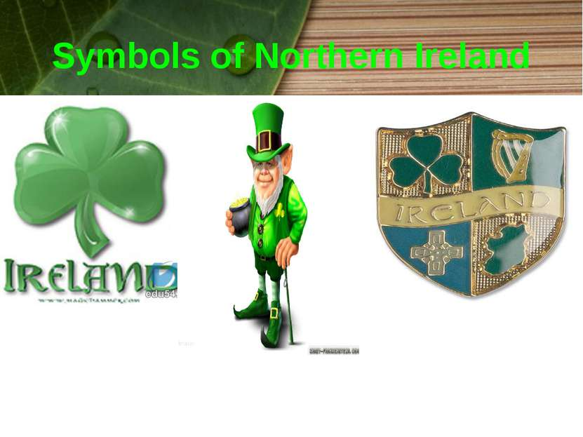 Symbols of Northern Ireland