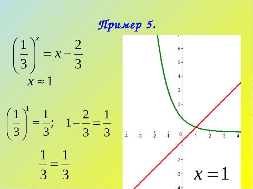 Пример 5.