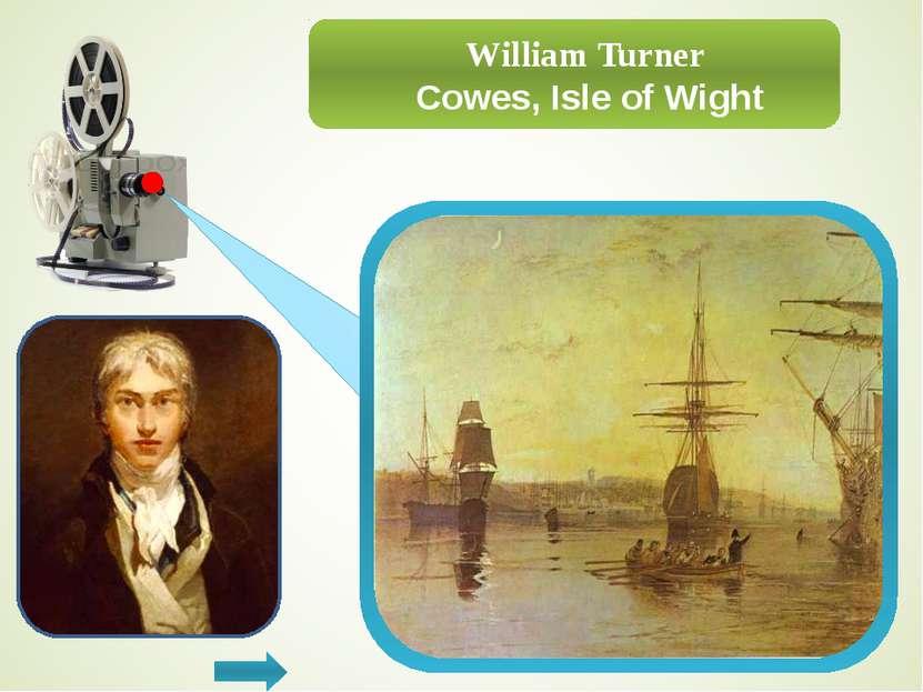William Turner A Storm (Shipwreck)