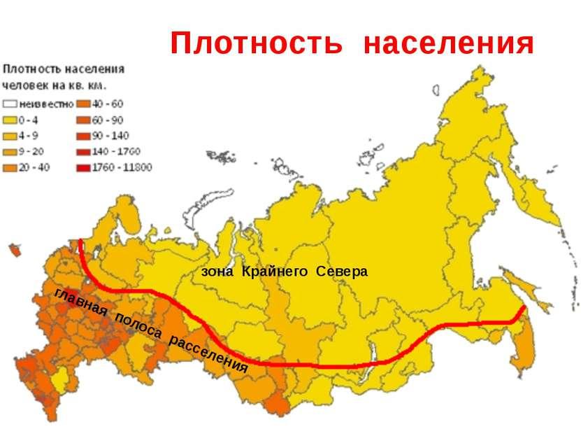 Итоговое закрепление 1. Какова численность населения России? 2. От чего завис...