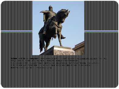Па мятник Ю рию Долгору кому— московский скульптурный памятник «основателю г...