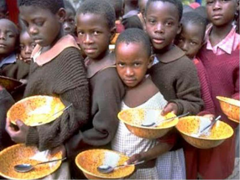 Голод Голод в Восточной Африке 2011 года—гуманитарная катастрофа, которая п...