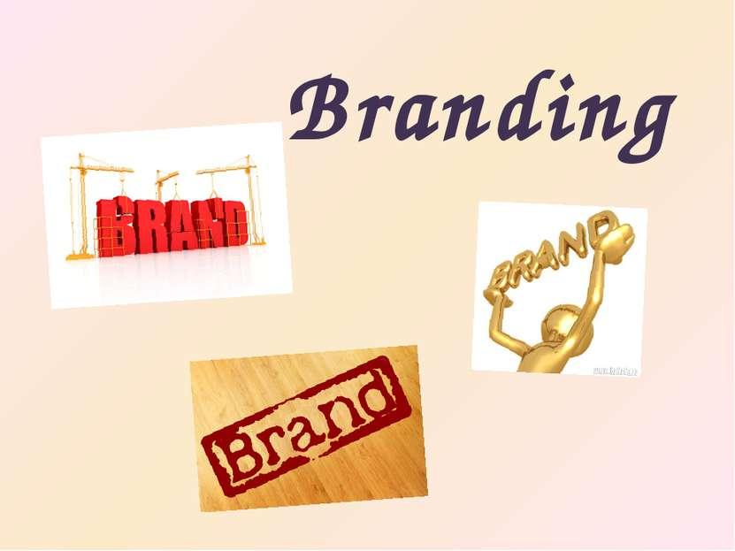 Branding