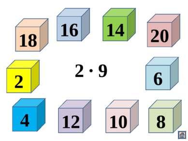 2 18 16 14 12 10 8 6 4 20 2 · 9