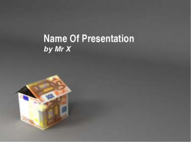 Powerpoint Templates Name Of Presentation by Mr X Powerpoint Templates Page *